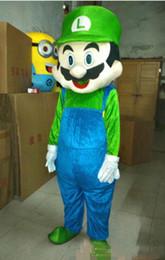 Wholesale Super Mario Costume Make - hot sale new Large luxury l super Mario bros. mascot costume adult beautiful evening dress,ems free shipping