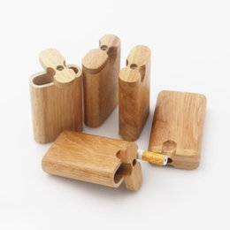 Wholesale Wood Real - Real wood of wood dugout, will make your tobacco keep natural herbal smell. Note: only use leftover material production.