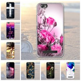 Wholesale Silicone Vibe - Wholesale- For Lenovo Vibe C Silicone Cover Case For Lenovo A2020 A2020a40 DS A 2020 Soft TPU Phone Cover Bag for Lenovo Vibe C A2020 a2020