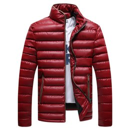 Wholesale Ultralight Parka - Bomber Jacket Men Casual Ultralight Waterproof Windproof Breathable Warm Jacket Winter Men Coat Casual Clothing Outwear Parka