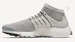 Wholesale High Top Training Shoes - 2016 Air Presto Ultra Flykn Sneakers Boots AIR PRESTO Running shoes Discount cheap top Training Shoes Casual Sports Shoes