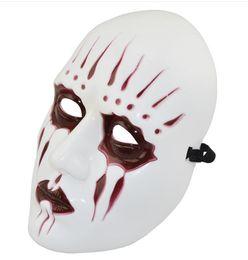 Accesorios de filmación online-Máscara de Halloween máscara slipknot accesorios de la película de terror muestran Slipknot Joey Máscara