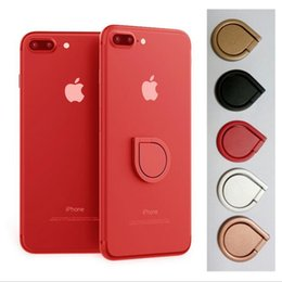 Для iphone 8 Поворотный держатель Spinner Ring Fidget Spinner Finger ring Подставка для ПК Наклейки Держатели для iPhone 7 6 ipad samsung s8 бесплатный DHL от