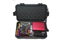 Wholesale Tattoo Kits For Cheap Beginner - Tattoo Kit Professional Wiith Best Quality Permanent Makeup Machine For Tattoo Equipment Cheap Tattoo Machines For Beginer