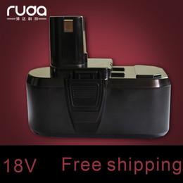 Wholesale Ryobi Lithium 18v - For Ryobi 18V power tool battery Li-ion,BPL-1815,BPL-1820G,BPL18151,BPL1820,P102,P103,P104,P107