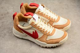 Wholesale Craft Wholesalers - (With Original Box) Tom Sachs x Craft Mars Yard 2.0 Sneakers Men Women Sports Running Shoes Tom Sachs Ybca Craft Limited Sneaker