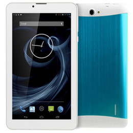 Wholesale Android Phone 7inch - 7inch IPS 706 Tablet Google Android 4.4 Gingerbread 512MB ram 8GB Rom colorful 1024*600 Dual Core Mtk6572 2500mAh Dual Camera phone tablet