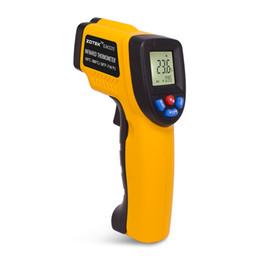 Thermomètre infrarouge industriel ZOTEK GM320 extinction automatique de l'écran LCD ? partir de fabricateur