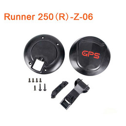 Wholesale spare heads - Wholesale- Walkera Runner 250 Advance Spare Part GPS Fixing Accessory Runner 250(R)-Z-06 F16487