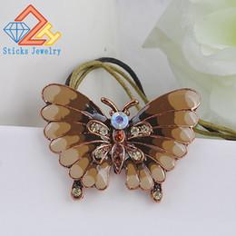 Bijoux en alliage émail collier pendentif papillon en Europe et en Amérique nouveau mélange bijoux populaires ? partir de fabricateur