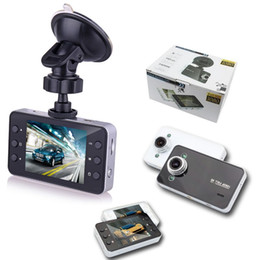 """2019 rückspiegel gps android Neue K6000 2,7 """"Full HD 1080 P Auto DVR HDMI Kamera Video Recorder Dash Cam G-Sensor Digitalkamera"""