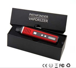 Wholesale Cheap Pens Kits - Cheap Vaporizer pen Pathfinder I and II Pen Kit 2200mAh Temperature Control from 200-600F Update from Titan 2 snoop dogg Dry Herb Vaporizer