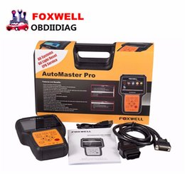 Wholesale Ford Services - Foxwell NT644 AutoMaster Pro All Makes Full Systems + EPB+ Oil Service Scanner