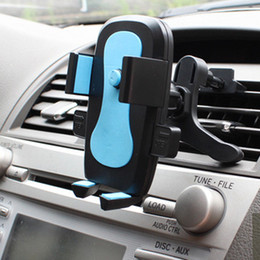 Wholesale Outlet For Car - Car Mount Universal Dashboard Phone Holder Outlet Bracket Mobile Phone Stand Support For GPS