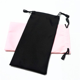 Wholesale Phone Cloth Case - Waterproof Pouch Soft Eyeglasses Bag SunGlasses Case bags Water Proof Cloth Mobile Phone Bag Sack Jewelry Storage Bag Best