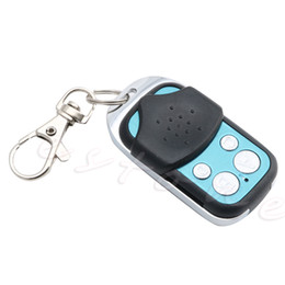 Wholesale 4ch Rf Remote Control - Wholesale- 1Pc 4CH 4 Channel RF Wireless Remote Control 315 433MHz Door Fit Module 2260 New