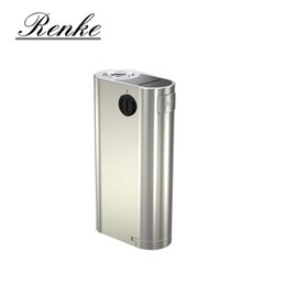 Wholesale Alternative Power - Wholesale- Original Wismec Noisy Cricket II-25 Box Mod Powered by Dual 18650 Cells Alternative Operating Mode Vape II 25 Vaporizer