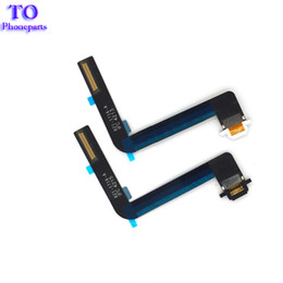 Accessories & Parts Ribbon Flex Cable Charger Charging Port Dock Usb Connector Data Replacement Repair Parts For Apple Ipad 4 A1458 A1459 A1460 Consumer Electronics