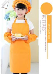 Enfants Tabliers Poche Craft Cuisine Cuisson Art Peinture Enfants Cuisine À Bib Enfants Tabliers Enfants Tabliers 10 couleurs Livraison Gratuite wn053 ? partir de fabricateur