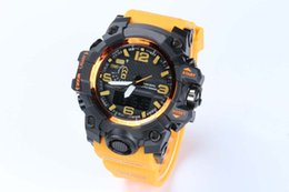 Wholesale G White Belts - New arrival GWG1000 g sports watch GMT sports shocking watches men wholesale