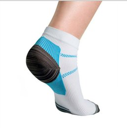 Wholesale Woman Wholesale Heels - 500Pairs Foot Compression Socks For Plantar Fasciitis Heel Spurs Pain Sport Running Hiking Cycling Sock For Men And Women