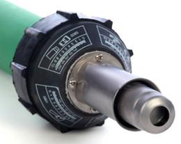 Wholesale Hot Air Gun Nozzle - 1500W Plastic Hot Air Torch Welding Gun Welder + 2x Nozzles +1x Heater Element + Some plastic rod Gift LLFA