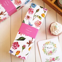 Wholesale Embossing Rolling - Flower Long Paper Box Swiss Roll Cake Boxes Cookie Mooncake Cardboard Paper Box Gift Cake Bakery Gift Packaging Supplies 10 pcs