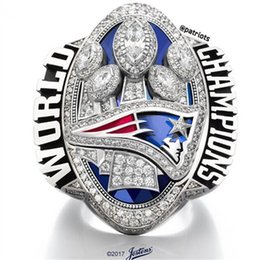 Wholesale New Arrived The Newest England Patriots Championship Ring More than DHL