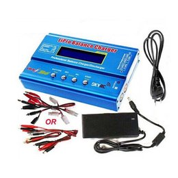 Wholesale Imax B6 12v Battery Charger - Factory Wholesale Original SKYRC IMAX B6 Digital RC Lipo NiMh Battery Balance Charger With AC POWER 12v 5A Adapter