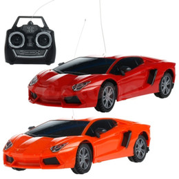 Wholesale Rtr Drift - Wholesale- 1 24 Mini Drift Speed Radio Remote control RC RTR Truck Racing Car Toy Xmas Gift
