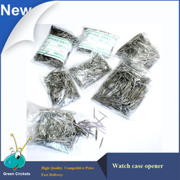Wholesale Steel Spring Prices - Wholesale- Wholesale 1000pcs bag 17mm Stainless Steel Watch pins,Competitive price Spring Bar Watch Split Pins