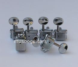 Wholesale Fender Machine Heads - Wilkinson Deluxe Vitage Machine Head 6 inline Chrome NEW from korea