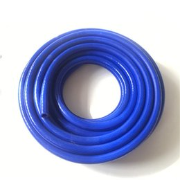 Wholesale Intake Hoses - 1 Meter Car Vacuum Silicone Hose Heat Pipe 5mm 8mm 10mm 12mm 14mm Pressure Relief Valve Tube Water Hose Exhaust Pipe Car Accessories