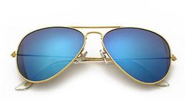 Wholesale Hot Colours - MOQ=10PCS summer women metal Dazzle colour Sunglasses Driving glass cycling glasses men Bicycle Glass driving Sun glasses 7COLORS hot sale