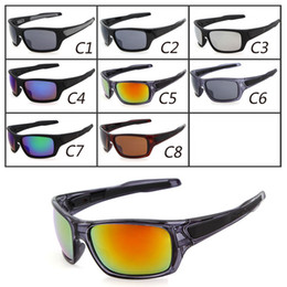Wholesale Price Listing - Men's sunglasses new listing of brand-name sunglasses high-quality AAA discount price of 8 colors available D039
