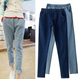 Wholesale Korean Women S Casual Wear - 2017 Autumn Winter Korean Style Women Pencil Pants Casual Thicken Cotton Warm Trousers Size S-3XL Regular Mid Waist Comfort Wear