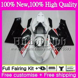 Wholesale Mv Agusta Fairings - Body For MV Agusta F4 05 06 R312 750S 1000 R 750 1000CC 13HT Red white black 1000R 312 1078 1+1 MA MV F4 2005 2006 05 06 Motorcycle Fairing