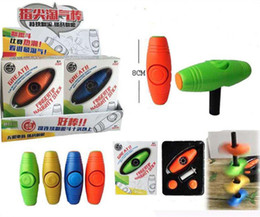Wholesale Naughty Toys - Fidget Rollover Fidget Spinner Multi Function Fingertip Naughty Stick Roller Plastic Desktop Hand Spinners Dimensional Sided Flip Roll Toys
