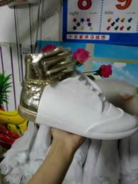 Wholesale Dance Shoe Male - MMM mens casual shoes European leather men's sports station street dance shoes fashion popular male shoes