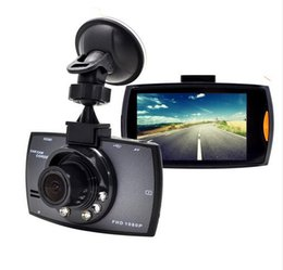 """Wholesale Dvr Coche - Cámara de coche más vendida G30 2.4 """"Full HD 1080P Car DVR Grabador ángulo amplio de 110 grados Detección de movimiento"""