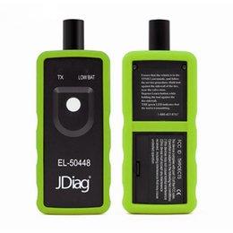 Wholesale Tpms Sensors Wholesale - 2Pcs Set Car Vehice Auto Automotive JDiag EL50448 Tire Pressure Monitor Sensor TPMS Activation Tool EL-50448 For SPX GM Tool
