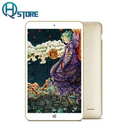 Wholesale Tablets Hdmi Outputs - Wholesale- Onda V80 Plus 8.0 inch Dual OS Windows 10 & Android 5.1 Tablet PC 2GB RAM 32GB ROM Intel Z8300 Metal Body HDMI Output HD IPS