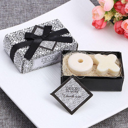 Wholesale Wedding Favor Xo Soap - Free shipping ! Wholesales! 50sets lot! XO Soap Wedding Favors&Gifts For Guests Souvenirs Decoration Event & Party Supplies!