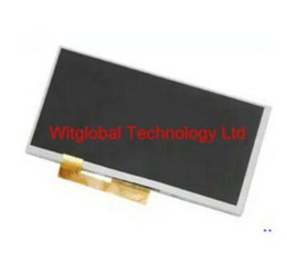 """Wholesale Matrix Module - Wholesale- New LCD Display Matrix For 7"""" Oysters T72HM 3G TABLET inner LCD Display 1024x600 Screen Panel Module Free Shipping"""