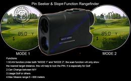Wholesale Range Angle - 2016 NEW 600M golf rangefinder,Golf Laser Range finder Angle Finder Monocular Angle of Elevation,With slope&pin seeking function