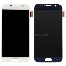 Wholesale Screen For I Touch - For Samsung Galaxy S6 G920F A I S G9200 LCD Display Touch Screen Digitizer free shipping