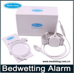 Wholesale Portable Vibration Monitor - With vibration sound light 3 alarm type Bedwetting Alarm MA-108, Wireless and Portable Audio Baby Monitor