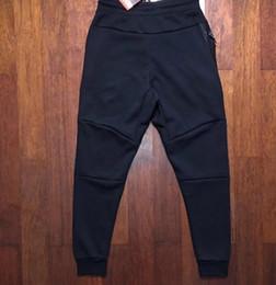 Wholesale Fleece Camo Pants - Kanye West Space cotton Sports pants WINDRUNNER Tech Sphere Full-Zip FLEECE CAMO NKo-8 Men casual pants