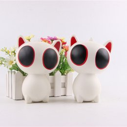 Wholesale Big Eye Ring - New Arrival Funny Big Eyes White Minifigures Stress Squeeze Toy Eyes Pop Out Relaxation Stress Relief Gags Jokes Receiver Key Ring
