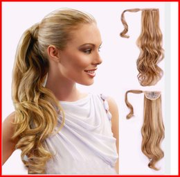 Wholesale Long Glamorous Wigs - Blound Dark Brown Curly Wig Glamorous Women Long Curly Free Wig Cap and Wig Comb bea027